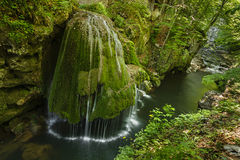 Bigar Waterfall, Caras Severin County, Romania, Royalty Free Stock Image