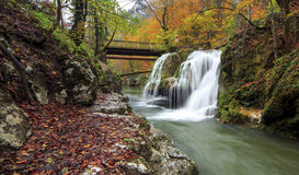 Bigar waterfall,Romania Royalty Free Stock Photos