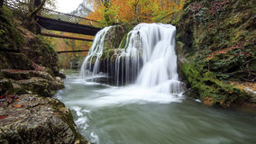 Bigar waterfall,Romania Stock Photos