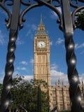 Bigben Лондон Стоковая Фотография