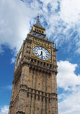 BigBen clock tower Royalty Free Stock Photo