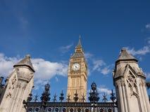 Bigben Londra Fotografie Stock Libere da Diritti