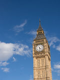Bigben Londres Foto de Stock Royalty Free