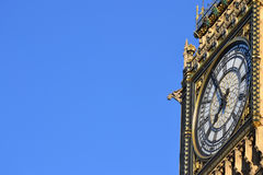 The Bigben Tower Clock Royalty Free Stock Images