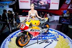 Bigbike HONDA Stock Photo