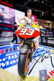 Bigbike HONDA Stock Photos