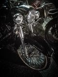 Bigbike Moto стоковые изображения rf