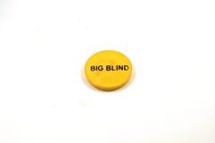 BigBlind-Poker Lizenzfreie Stockfotos