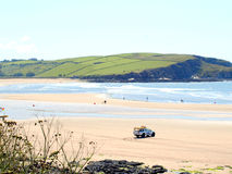 Bigbury on Sea, Devon. Stock Photography