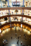 The bigesst mall in the world Dubai Mall Royalty Free Stock Images