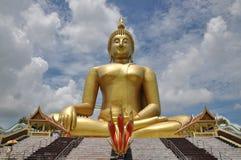 Bigest Buddha image Royalty Free Stock Photography