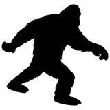 bigfoot stock abbildung