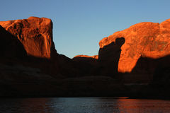 Bigfoot at Lake Powell Stock Image