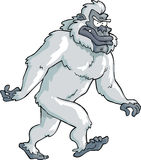 Bigfoot vector illustration