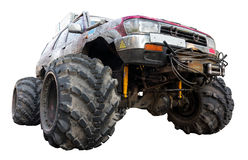 Bigfoot 4x4 car Royalty Free Stock Photography
