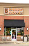 Biggby Coffee store Royalty Free Stock Images