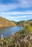 Biggesee Reservoir,Sauerland,Germany Stock Photography