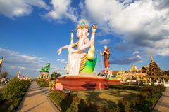 The biggest Brahma, the Hindu God Royalty Free Stock Images