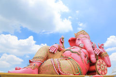 Biggest Ganesha Royalty Free Stock Image
