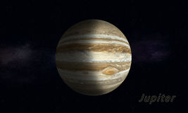 Biggest Gas Giant Jupiter Stock Photos