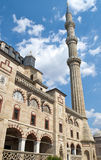 The biggest mosque in Turkey Royalty Free Stock Images