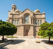 The biggest Orthodox cathedral on the Black Sea Royalty Free Stock Photo