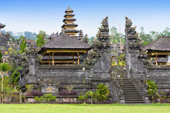 The biggest temple complex,Bali,Indonesia. Besakih Royalty Free Stock Photography