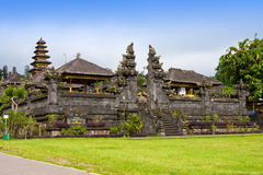 The biggest temple complex,Bali,Indonesia. Besakih Stock Images