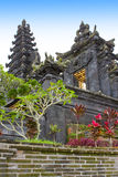 The biggest temple complex,Bali,Indonesia. Besakih Royalty Free Stock Photo