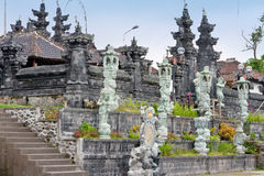 Biggest temple complex,mother of all temples.Bali Royalty Free Stock Images
