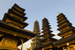 The biggest temple complex Royalty Free Stock Photography