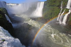 Biggest waterfalls on earth Stock Photos