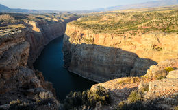 Bighorn Canyon National Recreation Area Royalty Free Stock Photos