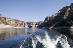 bighornmontana flod Arkivbild