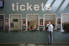 Biglietteria Fotografie Stock