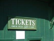 Biglietti Fotografia Stock