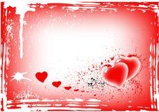 Biglietti di S. Valentino Immagini Stock Libere da Diritti