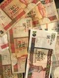 Biglietto cubano Immagine Stock