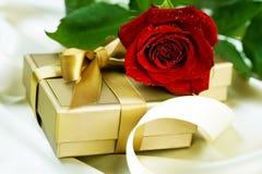 Biglietto di S. Valentino fotografie stock