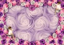 Biglietto di S. Valentino Fotografia Stock