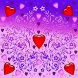 Biglietto di S. Valentino royalty illustrazione gratis