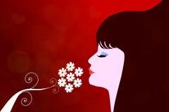 Biglietto di S. Valentino adorabile Immagini Stock Libere da Diritti