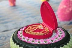 Biglietto di S. Valentino, cerimonia di nozze Immagini Stock Libere da Diritti