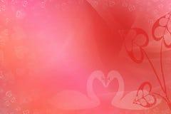 Biglietto di S. Valentino del san della priorità bassa illustrazione di stock