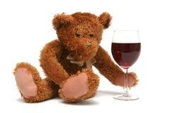 Biglietto di S. Valentino dolce immagini stock libere da diritti