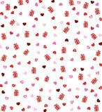 Biglietto di S. Valentino felice Illustrazione Vettoriale