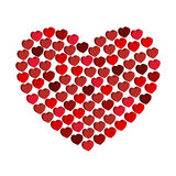 Biglietto di S. Valentino felice Fotografie Stock Libere da Diritti