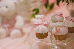 Bigné della barra di Candy Fotografia Stock