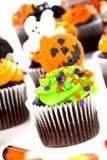 Bigné di Halloween Fotografie Stock