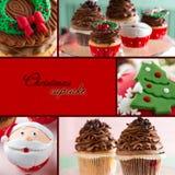 Bigné di Natale Immagini Stock